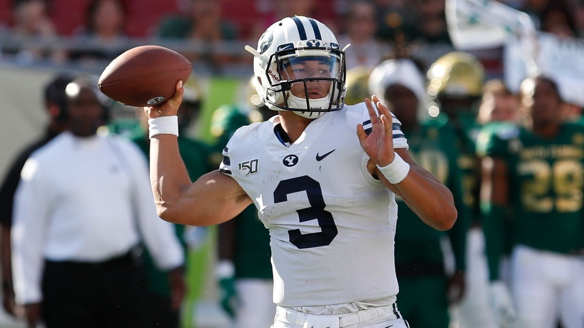 BYU vs. Houston Promos: Bet $5, Win $100 if BYU Covers +50! article feature image