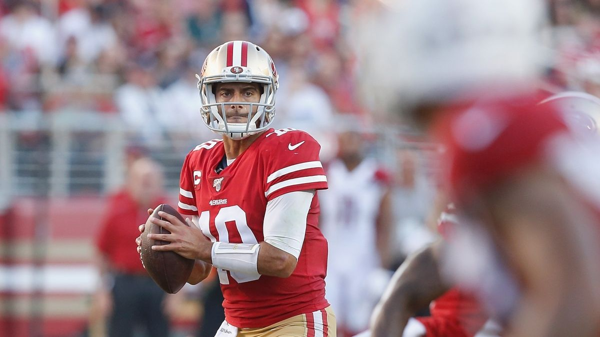 Cardinals vs. 49ers Odds & Picks: 3 Ways To Bet This NFC West Showdown (Sunday, Sept. 13) article feature image