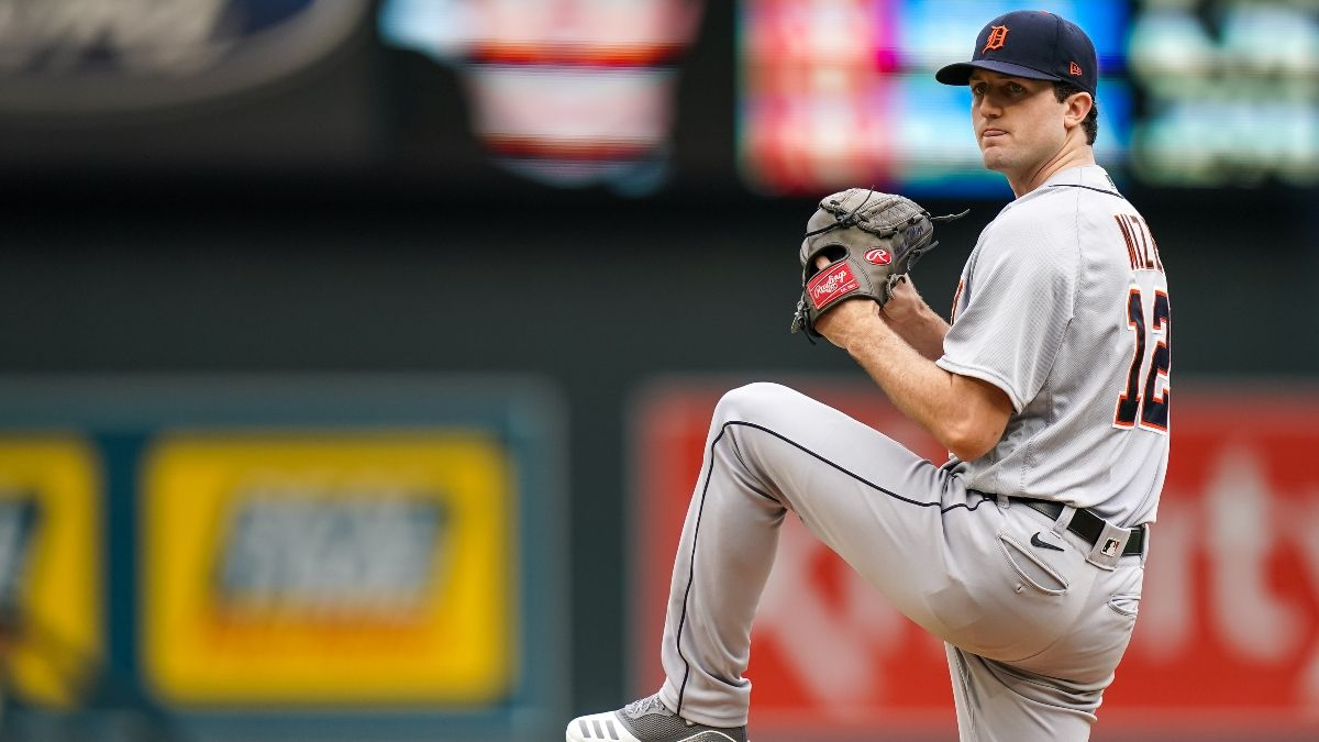 Indians vs. Tigers Odds & Pick: Bet on a Pitchers' Duel Thursday Night article feature image