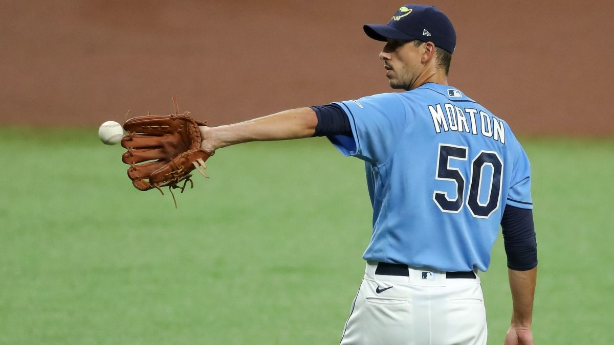 Friday MLB Odds, Picks & Predictions: Philadelphia Phillies vs. Tampa Bay Rays (Sept. 25) article feature image