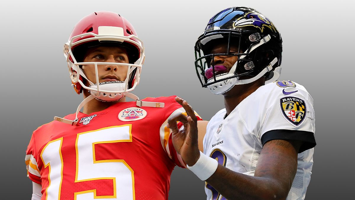Chiefs vs. Ravens Betting Odds & Pick: Patrick Mahomes Should Cover This Spread vs. Lamar Jackson article feature image