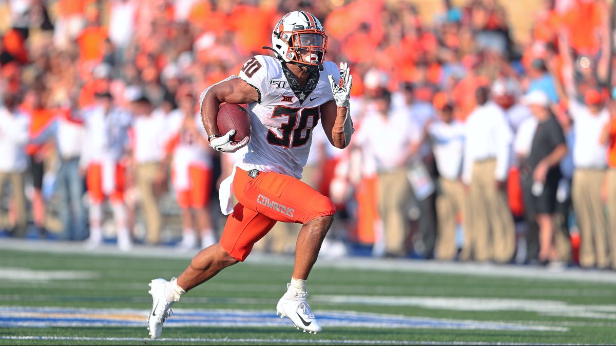 Oklahoma State vs. Tulsa Betting Odds & Pick: Back Cowboys to Cover Against Underprepared Golden Hurricane (Saturday, Sept. 19) article feature image