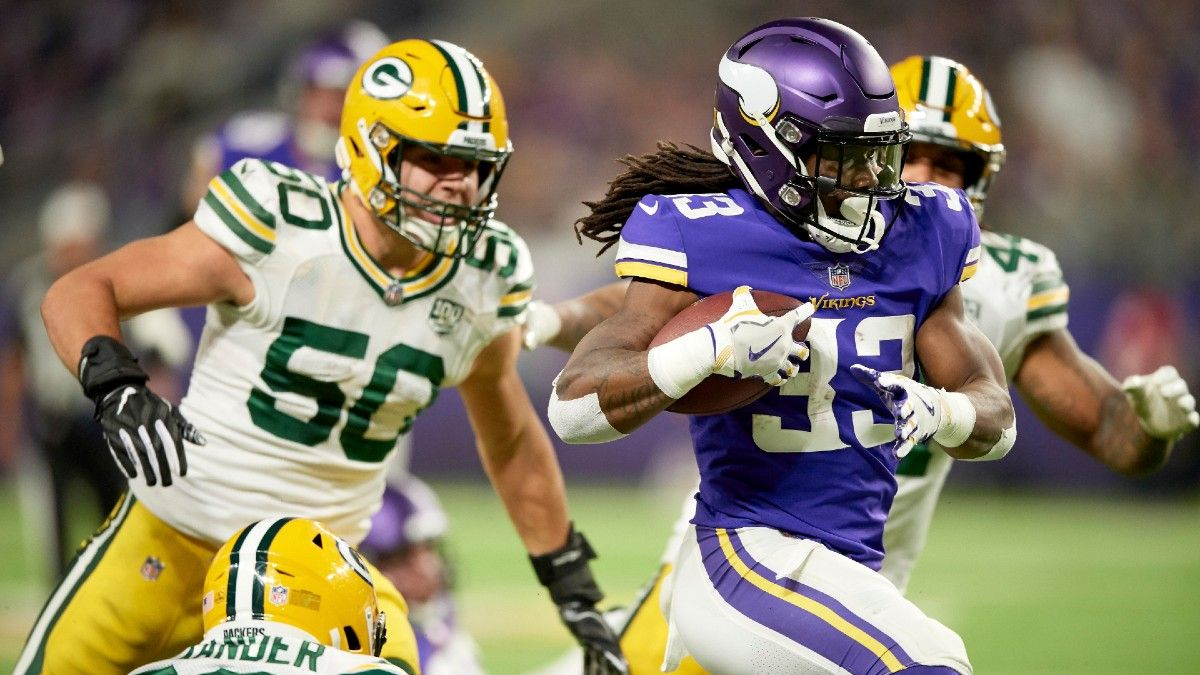 Sunday NFL Betting Odds & Picks: Expect Defensive Struggle in Packers vs. Vikings (Sept. 13) article feature image
