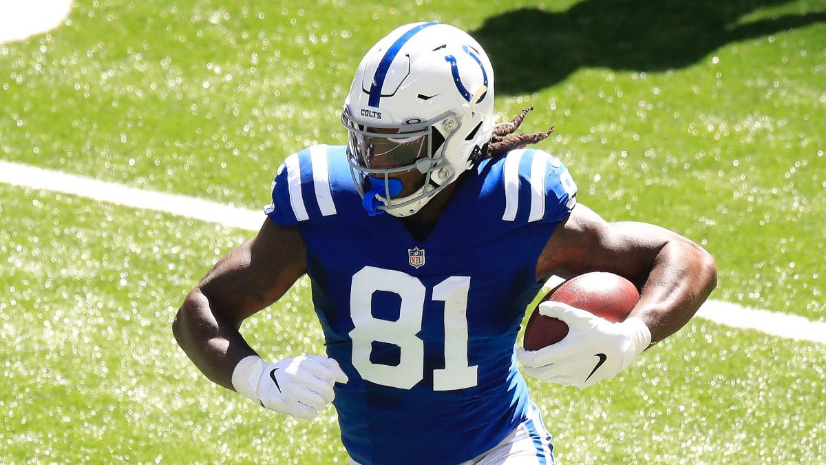 Jets vs. Colts Betting Odds & Pick: How To Invest In Indy On Sunday article feature image
