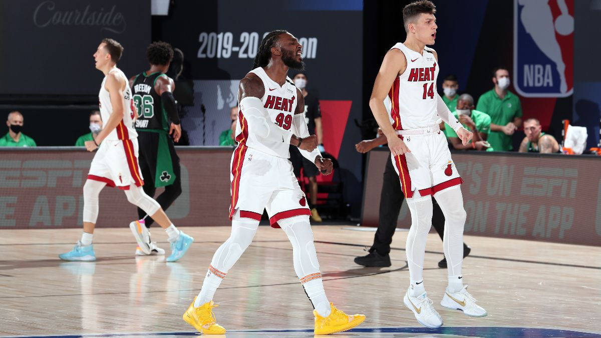 NBA Finals Player Prop Bets and Picks: Back Tyler Herro, Jae Crowder to Bounce Back in Game 1 (Wednesday, Sept. 30) article feature image