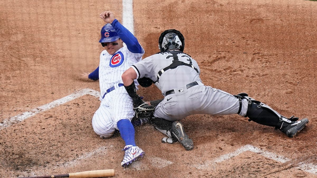MLB Betting Picks and Predictions: Reds vs. Twins, Cubs vs. White Sox, More (Friday, Sept. 25) article feature image