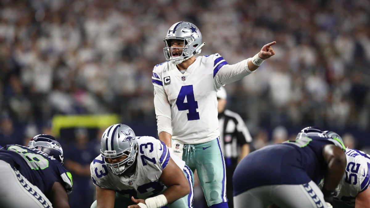 Cowboys vs. Seahawks Betting Odds & Picks: Back Dallas To Cover On Sunday article feature image