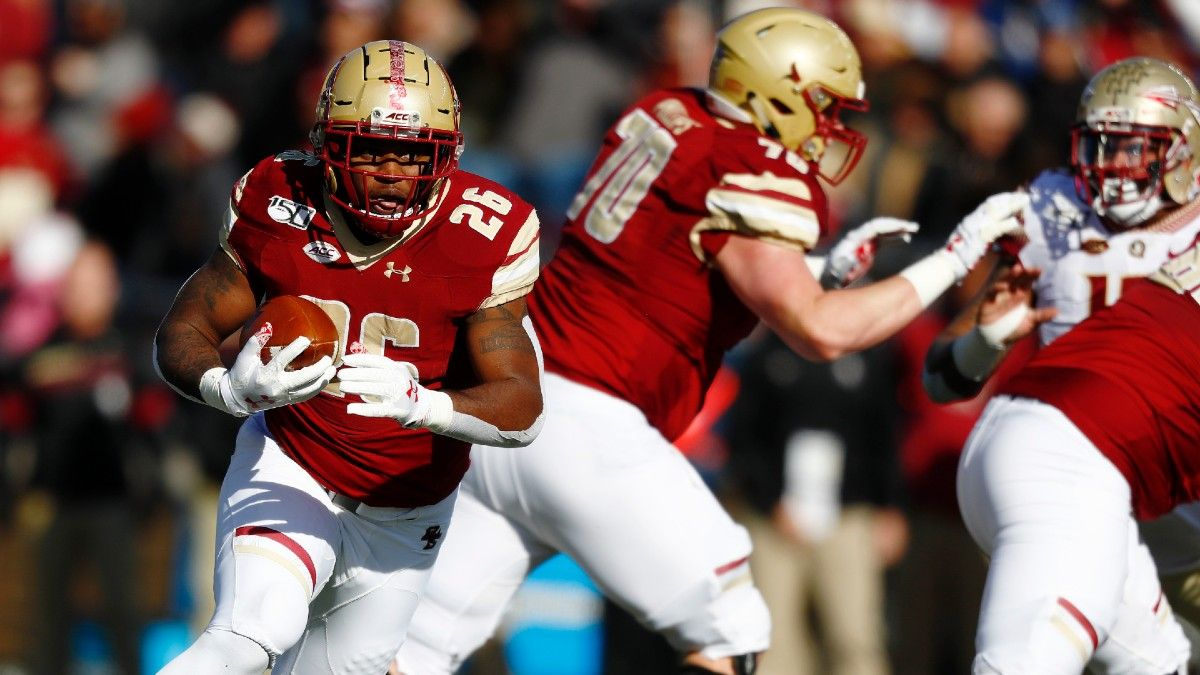 Duke vs. Boston College Betting Odds & Pick: Eagles Undervalued on the Road in Durham (Saturday, Sept. 19) article feature image