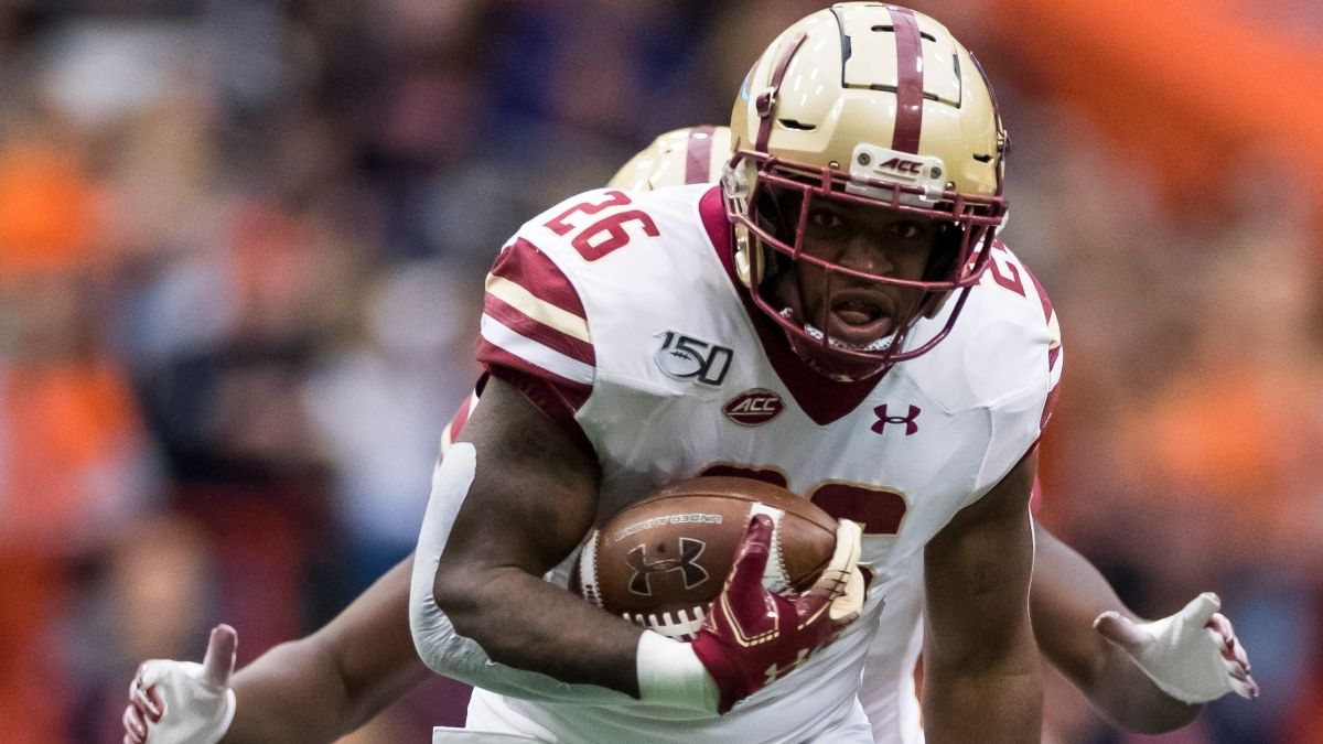 Boston College vs. Duke Late Sharp Action, Big Bets, Expert Picks (Saturday, Sept. 19) article feature image