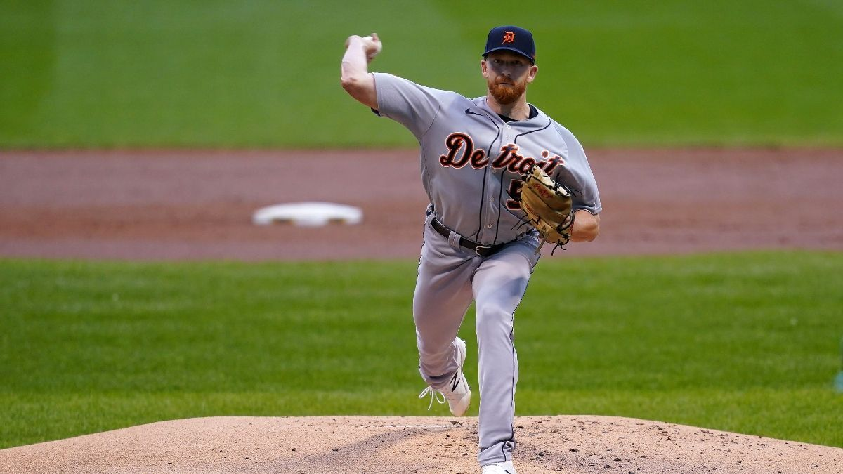 MLB Odds, Picks and Predictions: Cleveland Indians vs. Detroit Tigers (Saturday, Sept. 19) article feature image
