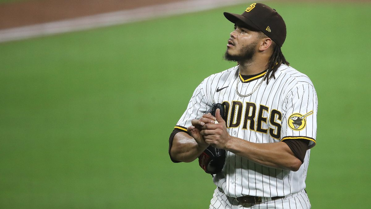 MLB Odds & Picks: San Diego Padres vs. San Francisco Giants (Friday, Sept. 25) article feature image
