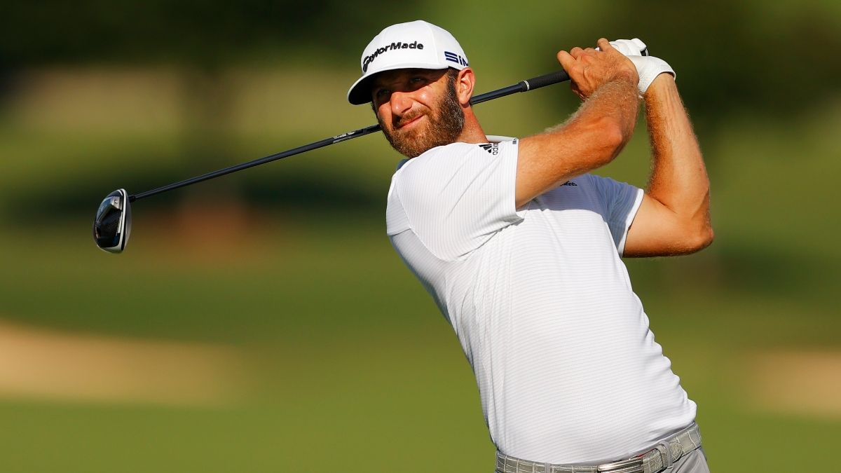 Sobel: Examining Dustin Johnson's Performances as the Betting Favorite at Major Championships article feature image