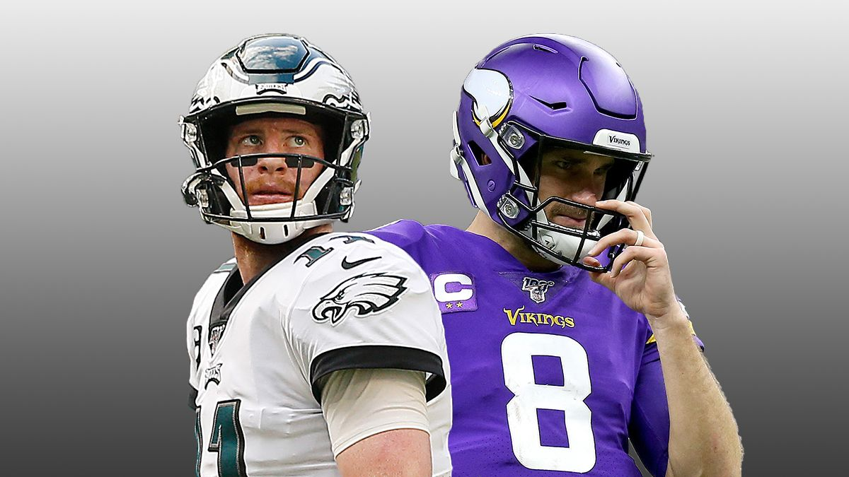 What the Eagles' & Vikings' 0-2 Starts Really Mean For Their Hopes of Making the NFL Playoffs article feature image