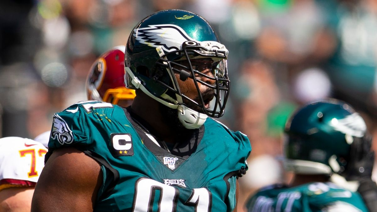 Eagles vs. Washington Odds & Pick: The Team Total Under To Bet (Sunday, Sept. 13) article feature image