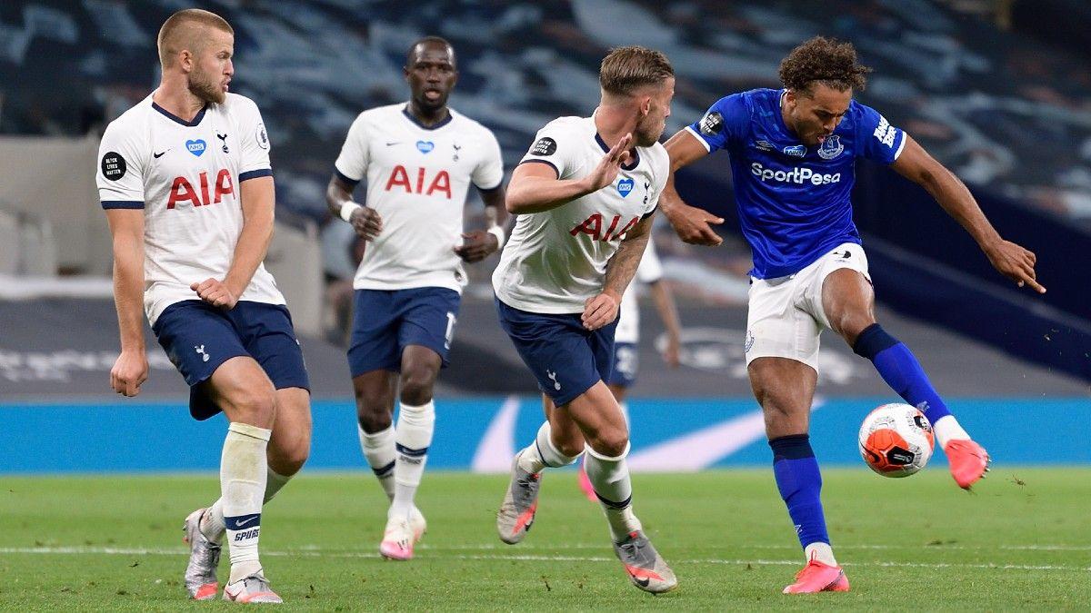 Sunday Premier League Odds & Betting Picks: Everton vs. Tottenham Hotspur Preview (Sept. 13) article feature image