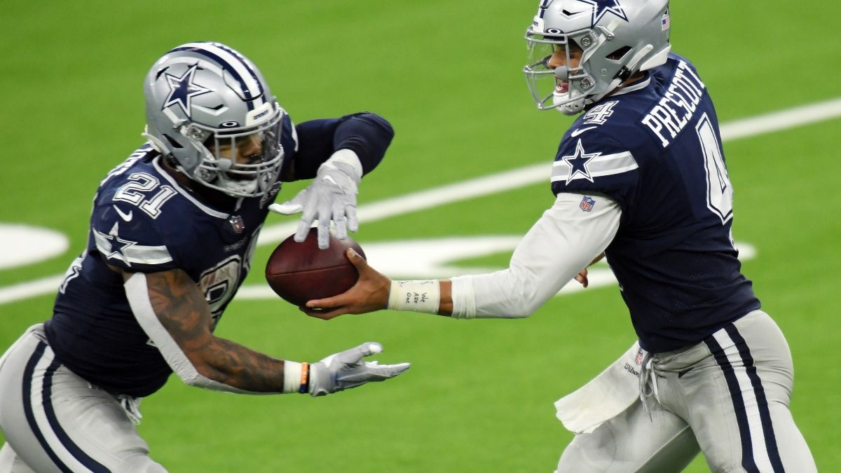 NFL Week 3 Picks & Betting Predictions: Bears vs. Falcons, Cowboys vs. Seahawks Among Sunday's Sharpest Bets article feature image