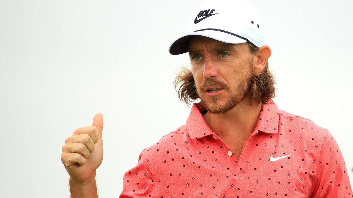 Perry's U.S. Open Best Bets: Fleetwood, Fitzpatrick and 2 Major Longshots at Winged Foot article feature image