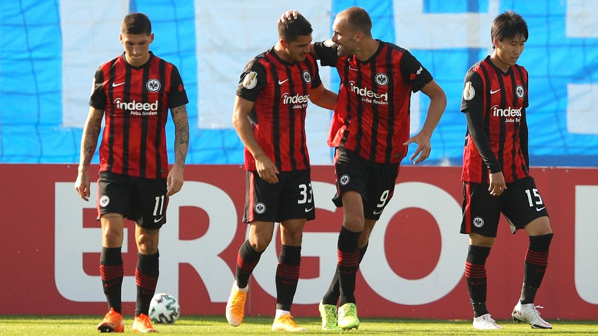 Hertha Berlin vs. Eintracht Frankfurt Odds, Picks and Predictions: How to Bet Friday's Bundesliga Match (Friday, Sept. 25) article feature image