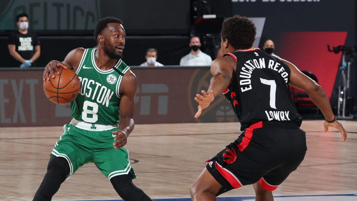NBA Playoffs Betting Odds, Picks & Predictions (Friday, Sept. 11): Celtics vs. Raptors Game 7 article feature image