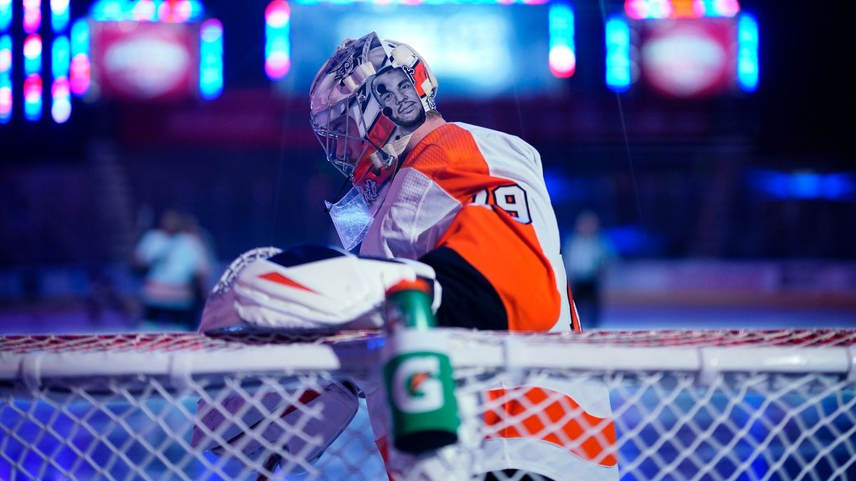 NHL Betting Odds, Picks & Predictions: Islanders vs. Flyers Game 7 (Saturday, Sept. 5) article feature image