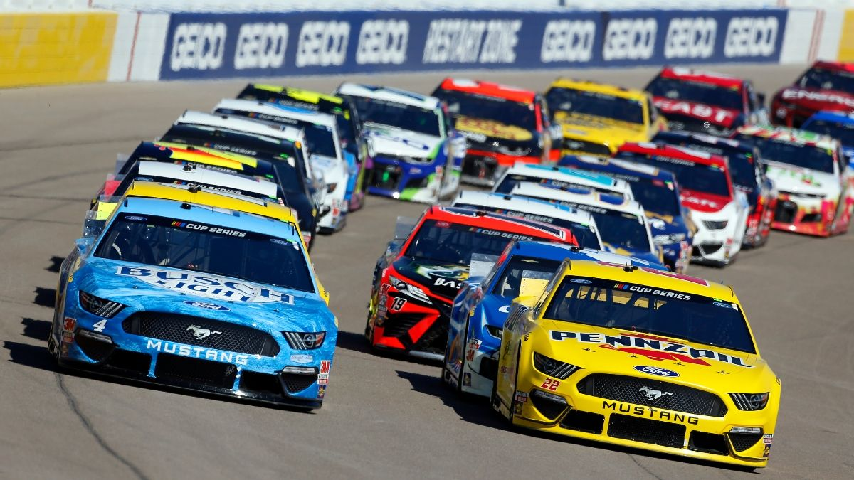 NASCAR at Richmond Betting Odds & Picks: 3 Bets for Saturday's Federated Auto Parts 400 (Sept. 12) article feature image