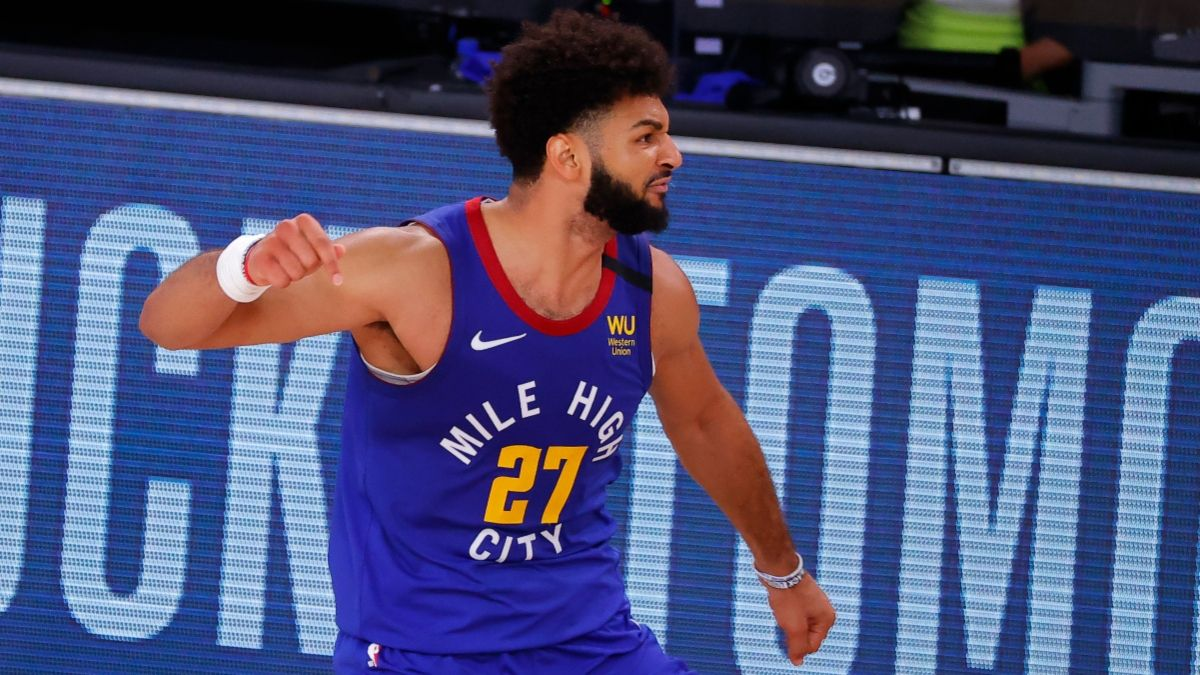 Tuesday NBA Sharp Betting Pick: Smart Money Moving Jazz vs. Nuggets Game 7 Over/Under (Sept. 1) article feature image