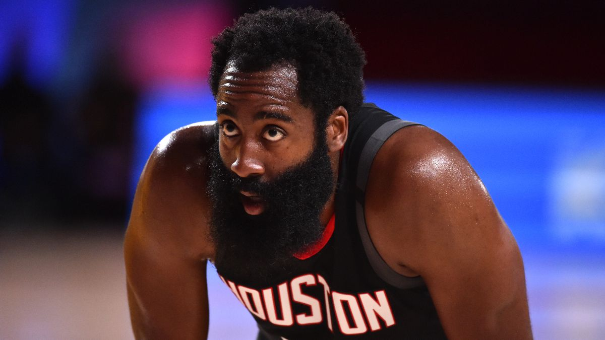 How NBA Title Odds Would Shift Based On James Harden's Trade Destination article feature image
