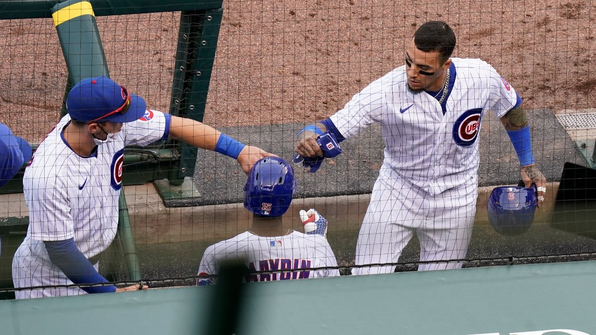Cincinnati Reds vs. Chicago Cubs Odds, Weather Forecast: Wrigley Wind Offering Betting Edge on the Over/Under article feature image