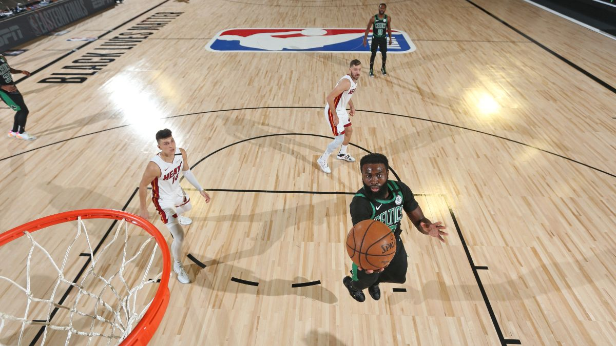 NBA Player Prop Bets & Picks: Can Jaylen Brown Keep Boston in This Series? (Friday, Sept. 25) article feature image