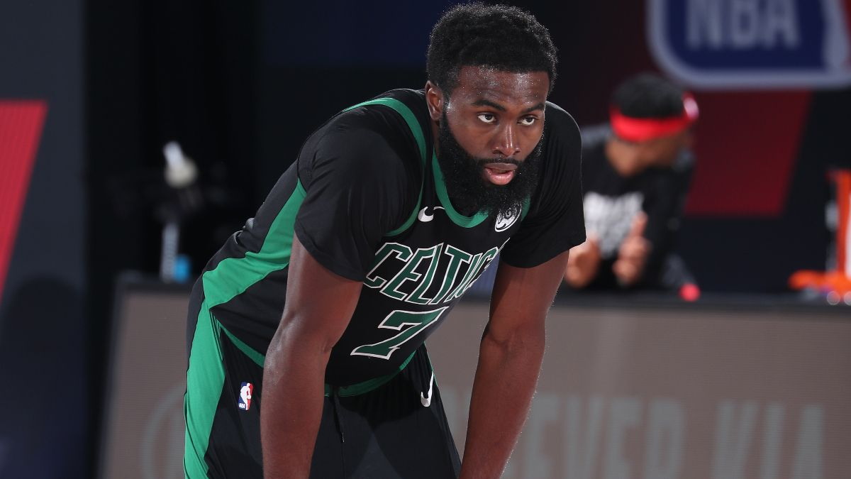 NBA Player Prop Bets & Picks: Go All In on Jaylen Brown's Scoring (Sunday, Sept. 27) article feature image