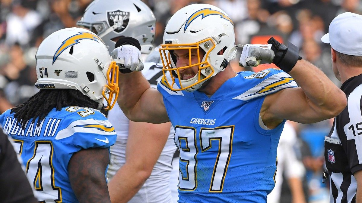Chargers vs. Bengals Betting Guide: Odds, Picks, Promos and More article feature image