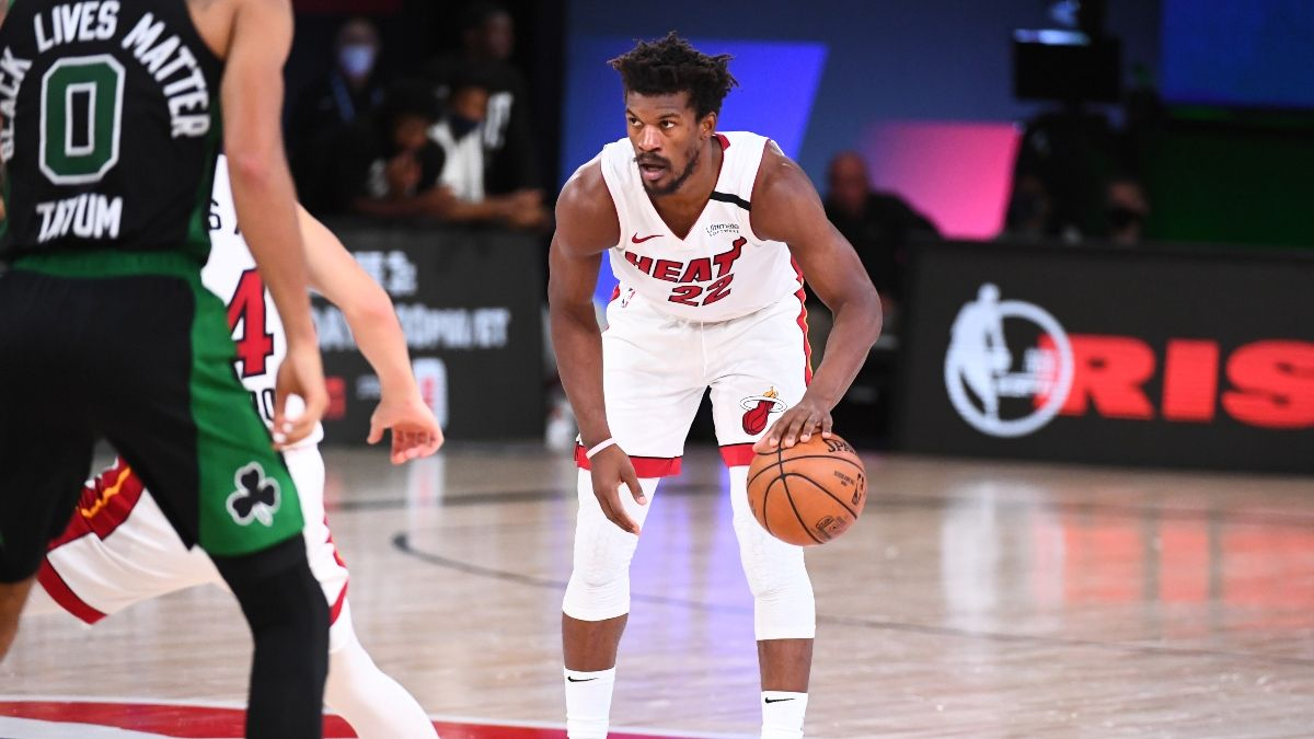Saturday NBA Player Prop Bets & Picks: Back Jimmy Butler, Jaylen Brown for Big Games (Sept. 19) article feature image