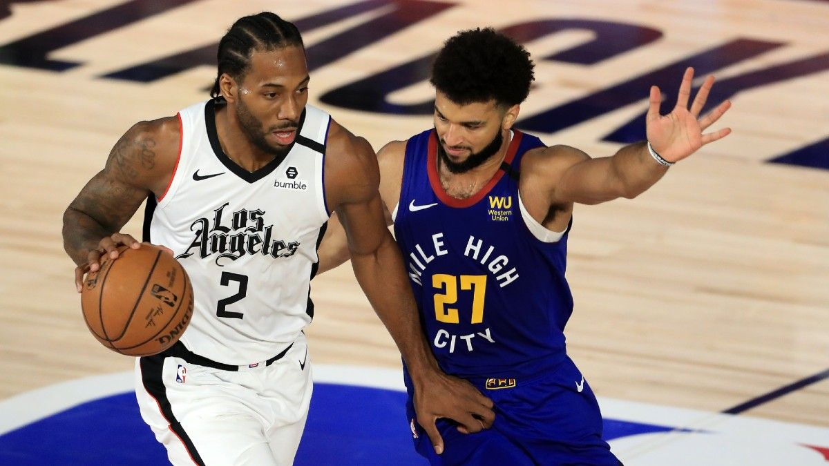 NBA Playoffs Betting Odds, Picks & Predictions: Clippers vs. Nuggets Game 6 (Sunday, Sept. 13) article feature image