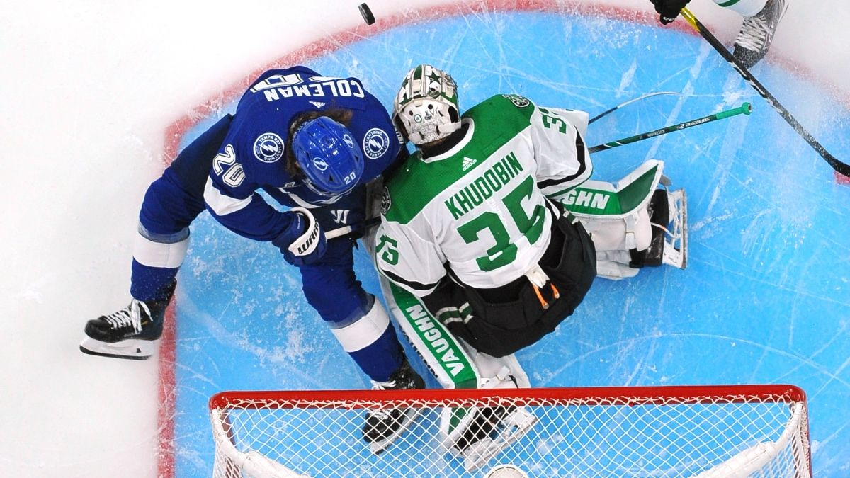 Stanley Cup Game 2 Odds, Picks and Predictions: Tampa Bay Lightning vs. Dallas Stars NHL Preview (Monday, Sept. 21) article feature image