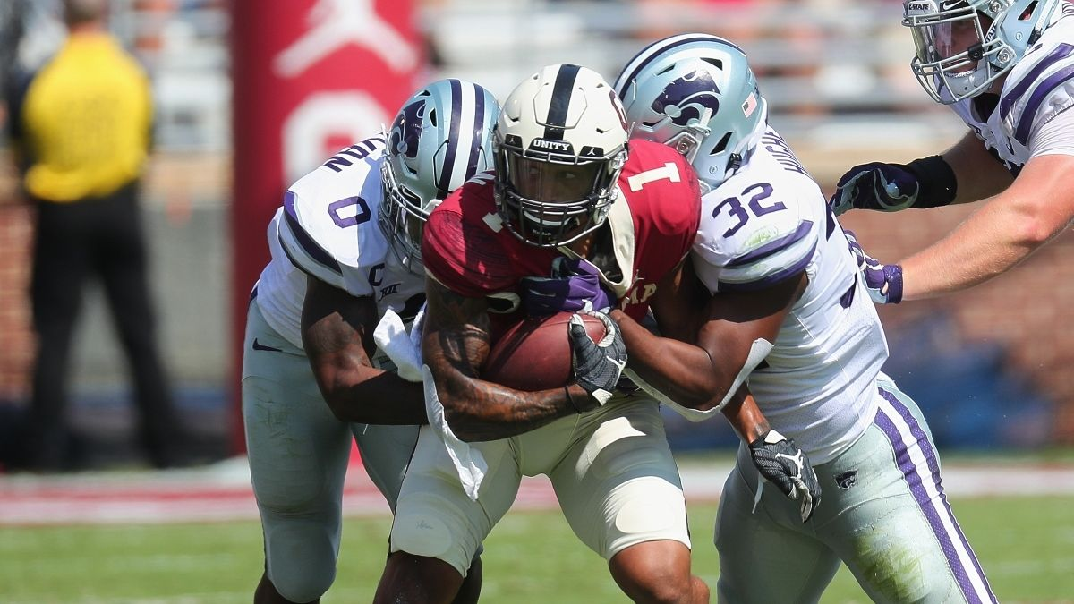 Kansas State vs. Oklahoma Odds, Final Score: The Betting Impact of Saturday's Huge Upset article feature image