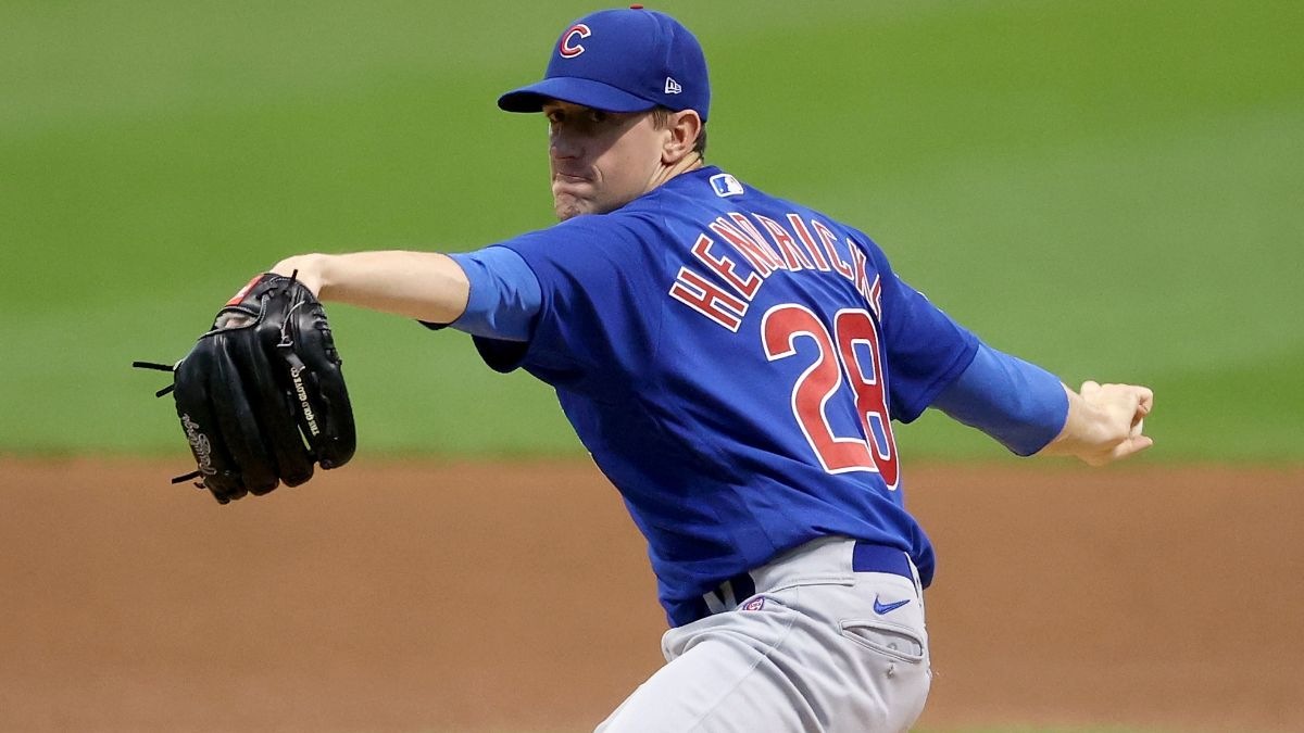 MLB Betting Odds, Picks & Predictions: Chicago Cubs vs. Pittsburgh Pirates (Wednesday, Sept. 23) article feature image