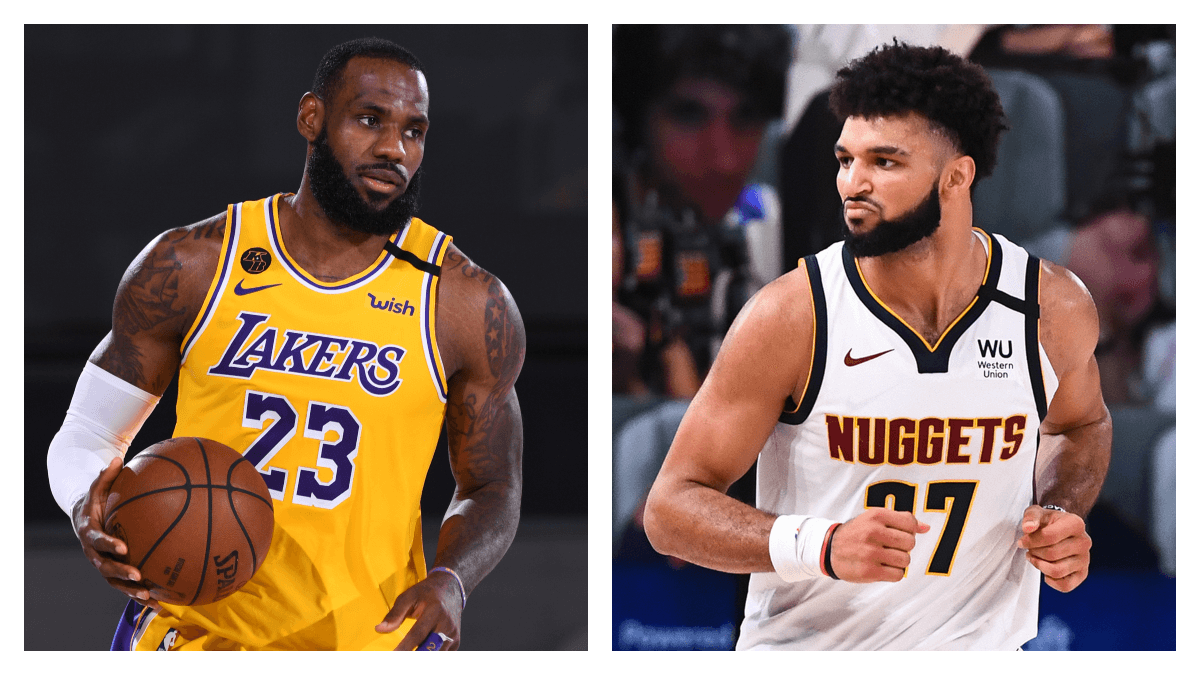 Moore's NBA Western Conference Finals Betting Preview: Series Odds, Picks & Predictions for Lakers vs. Nuggets article feature image