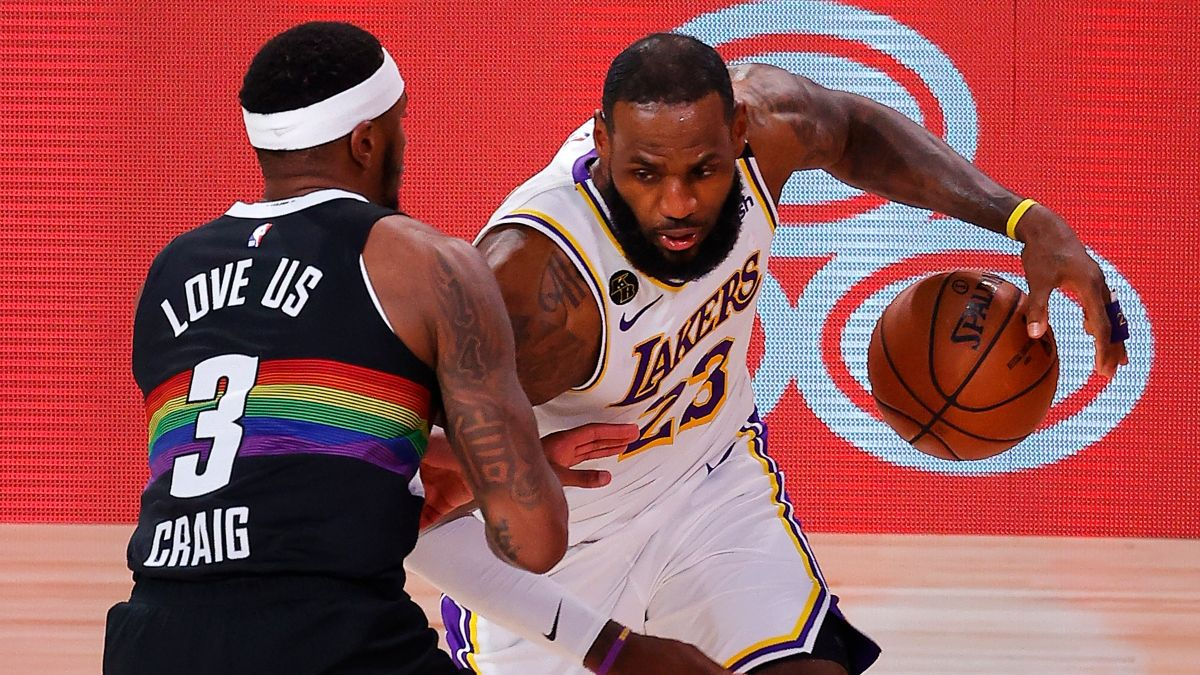 Los Angeles Lakers vs. Denver Nuggets Odds & Pick: Smart Money Moving Game 4 Over/Under article feature image