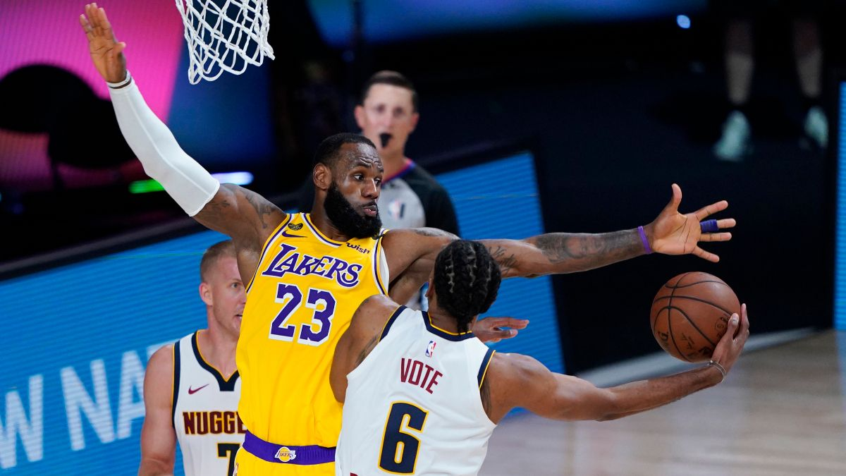 NBA Player Prop Bets & Picks: Will the Lakers Get Defensive for Game 1? (Friday, Sept. 18) article feature image