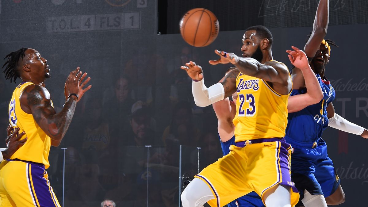 NBA Player Prop Bets & Picks: Trust LeBron's Vision in Game 2 (Sunday, Sept. 20) article feature image