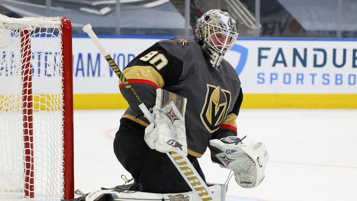 NHL Odds & Picks: Golden Knights vs. Stars Game 3 Totals, Prop Bets (Thursday, Sept. 10) article feature image