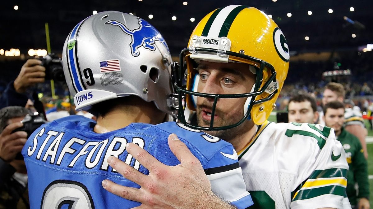 Lions vs. Packers Odds & Pick: Bet On Green Bay To Cover This Week 2 Spread (Sept. 20) article feature image