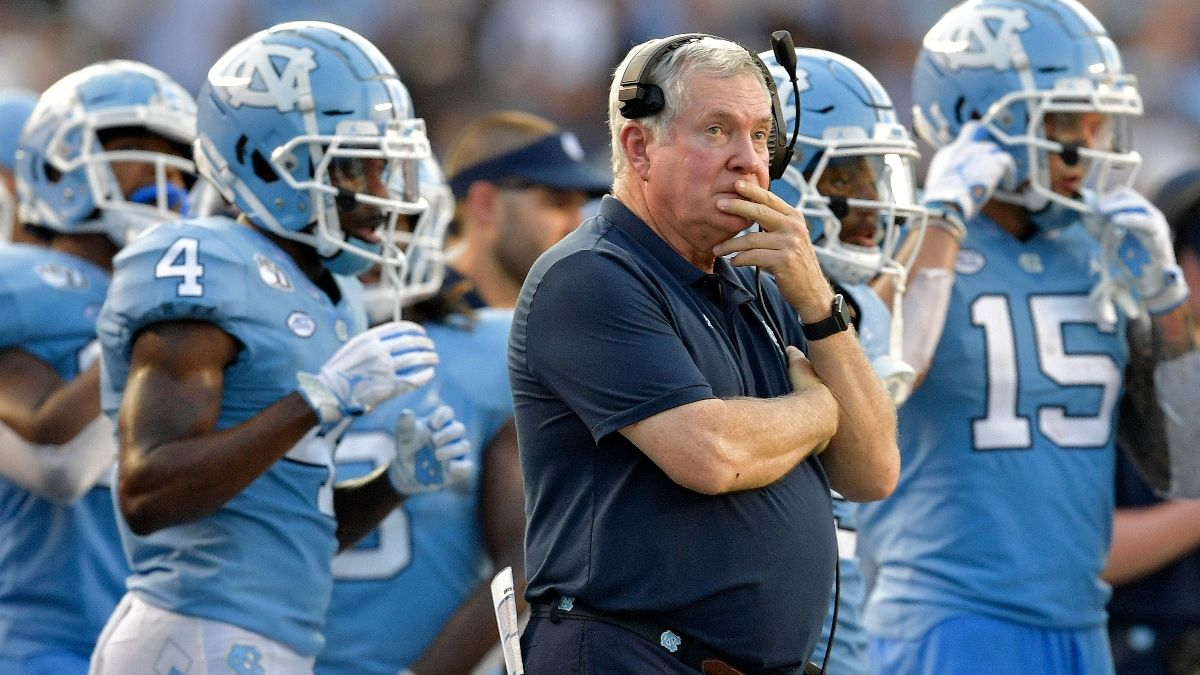 Syracuse vs. North Carolina Odds: Late Sharp Action Moving Over/Under (Saturday, Sept. 12) article feature image