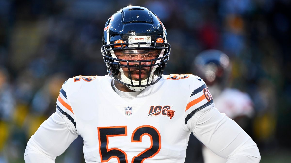 Bears vs. Lions Week 1 Odds, Promotions: Bet Bears at Boosted Odds at FanDuel Sportsbook in Illinois article feature image