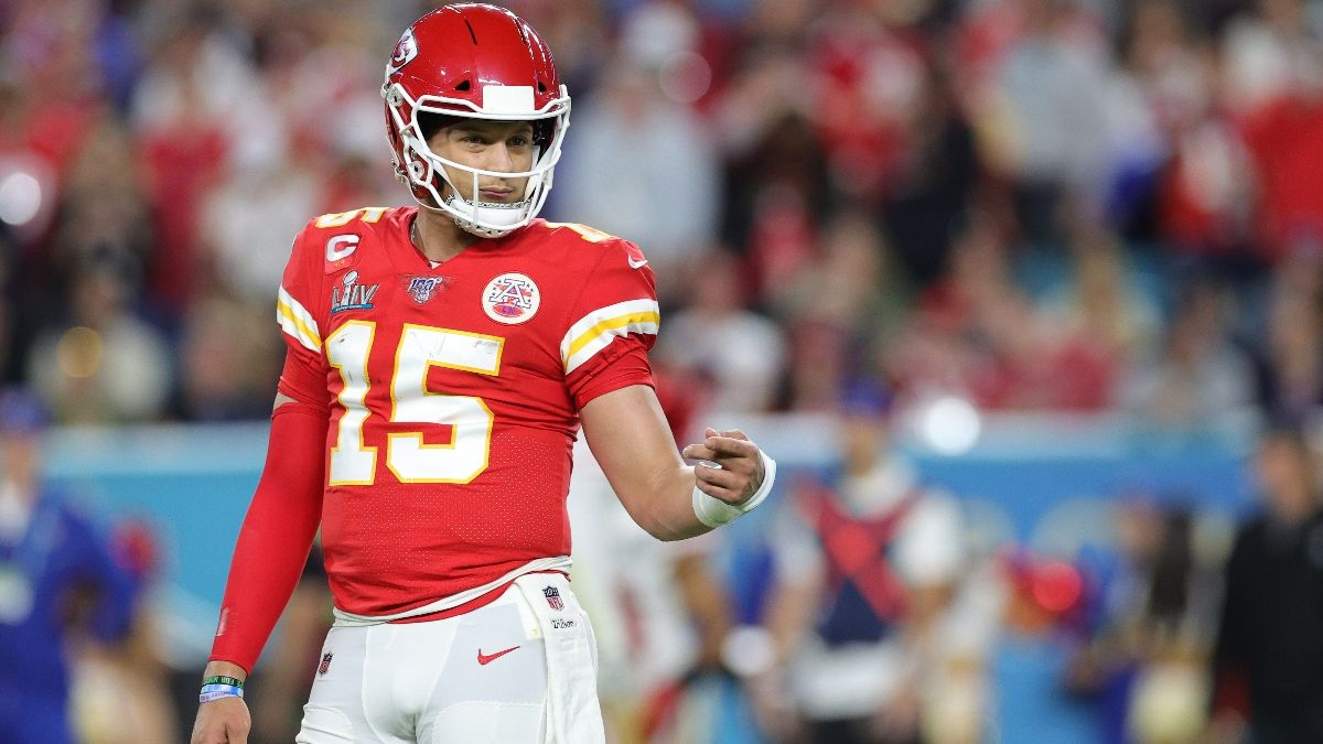 AFC Championship Promo: Win $100 if the Chiefs Score a Touchdown! article feature image