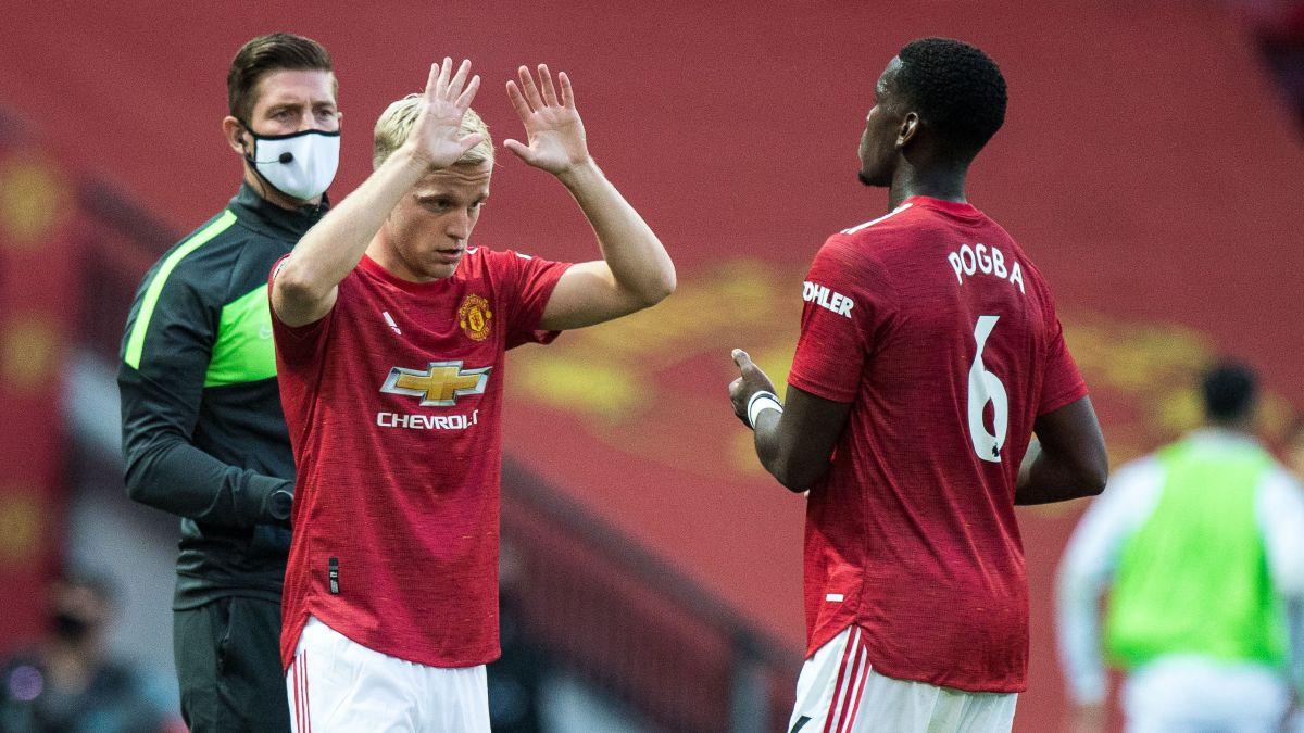 Premier League Odds, Picks & Predictions: Brighton vs. Manchester United (Saturday, Sept. 26) article feature image