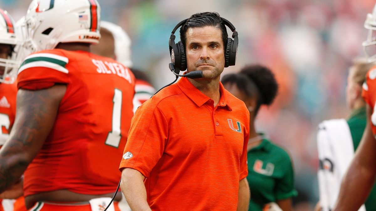 Miami vs. Louisville Odds, Sharp Betting Pick: Hurricanes Now Favored Saturday Night article feature image
