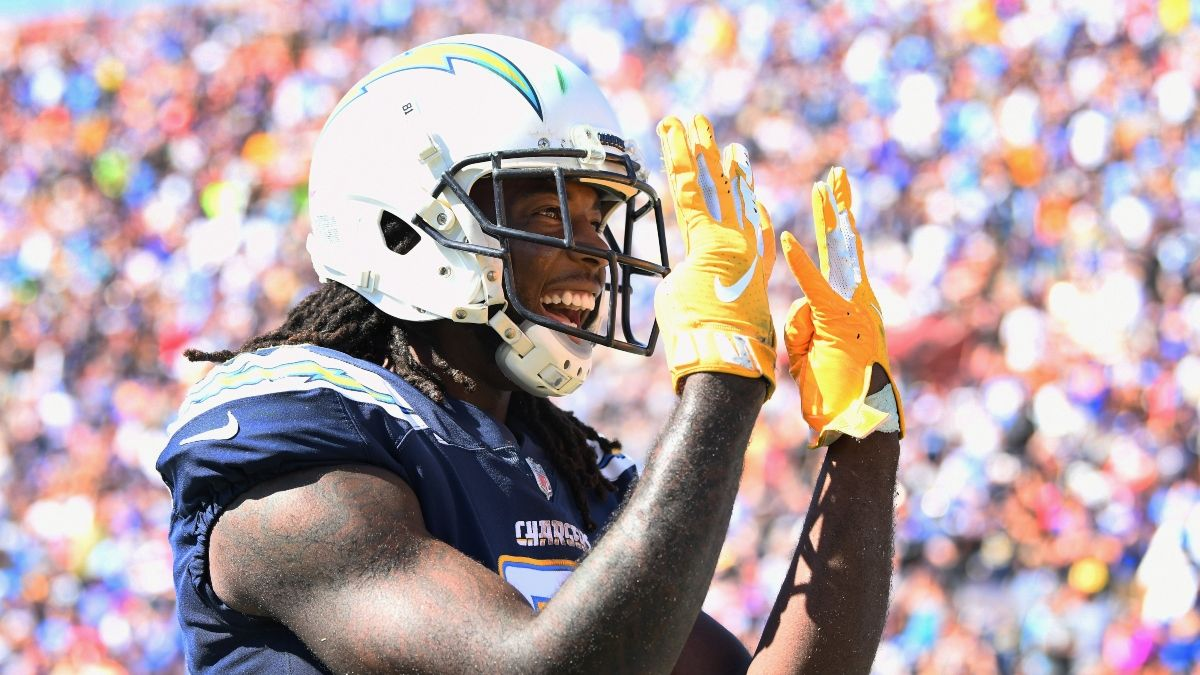 Mike Williams Is a Better Real-Life WR Than Keenan Allen (and Will Be a Better Fantasy WR) article feature image