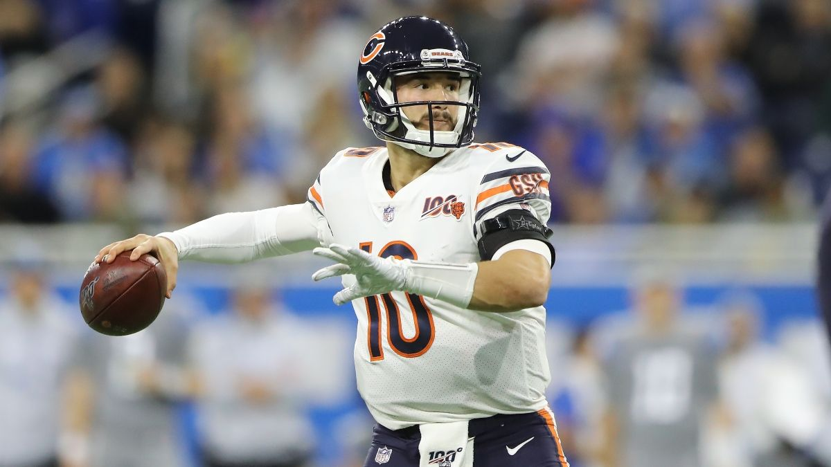 Bears vs. Falcons Odds & Opening Line: Unbeaten Chicago a Small Road Underdog at Atlanta (Sept. 27) article feature image