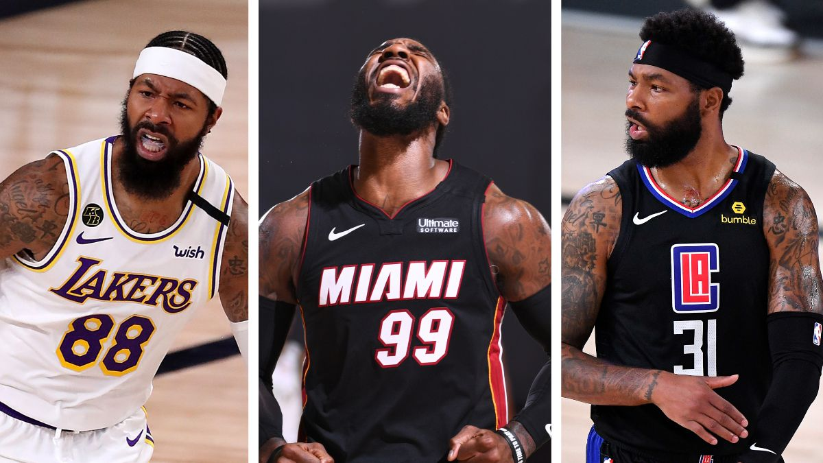 The Weights: NBA Scouts & Execs on Players Who Tip the Scales of a Playoff Series article feature image